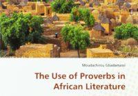 Nouveau livre de Moudachirou Gbadamassi